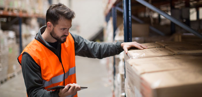 Warehousing and inventory management in a secure facility with 24/7 access